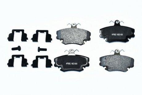 30094 ASAM Тормозные колодки передние Renault 19, Logan, Sandero,Megane, Clio, Solenza/Lada Largus 1.6 () Asam