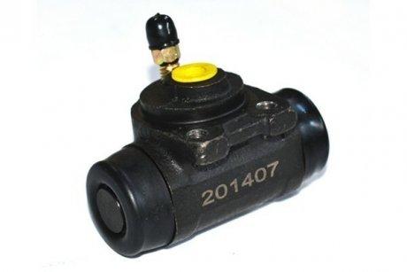 71432 ASAM Цилиндр тормозной колесный Citroen C2, C3 (02-)/Peugeot 106, 206 (00-), 306 (97-), 1007 (05-) () Asam