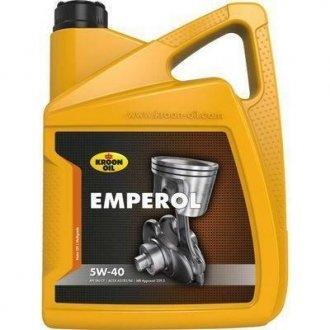 02334 KROON OIL Олива моторна EMPEROL 5W-40 5л