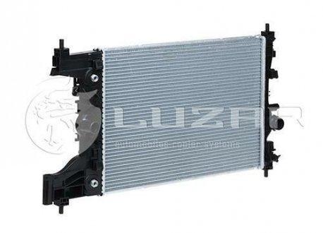 LRc 05152 LUZAR Радиатор охлаждения Cruze 1.6/1.8 (09-)/Astra J (10-) 1.4i/1.6i/1.8i АКПП (580*398*16) () Luzar