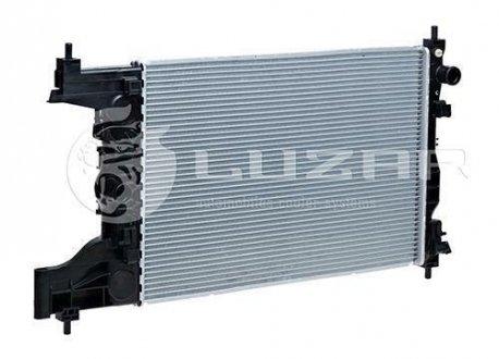 LRC 0551 LUZAR Радиатор охлаждения (580*398*16) Astra J 1.4/1.6/1.8 (10-) Cruze 1.6/1.8 (09-) МКПП () Luzar