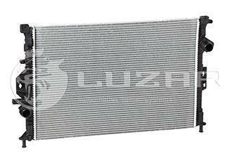 LRc 1041 LUZAR Радиатор охлаждения Mondeo (07-)/Kuga/Volvo XC60 (07-)/Freelander 2 (06-)/Range Rover Evoque (11-)/XC70 (07-) МКПП/АКПП () Luzar