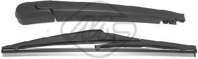 68005 Metalcaucho Щетка стеклоочистетеля С поводком задняя TOYOTA COROLLA Verso (E12,ZER, ZZE12, R1) (04-12) 275мм ()