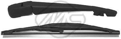 68008 Metalcaucho Щетка стеклоочистетеля С поводком задняя SUZUKI SWIFT III (MZ, EZ), SX4 (EY, GY) (04-) 250мм ()
