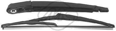 68011 Metalcaucho Щетка стеклоочистетеля С поводком задняя NISSAN QASHQAI,QASHQAI +2 I (J10, NJ10, JJ10E) (08-) 305мм ()