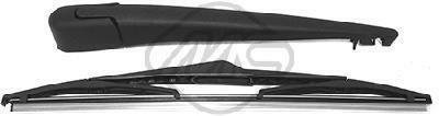 68019 Metalcaucho Щетка стеклоочистетеля С поводком задняя FORD GALAXY II (WA6),S-MAX (WA6) (10-) 335мм ()