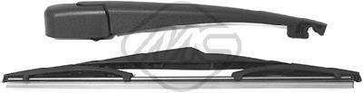 68023 Metalcaucho Щетка стеклоочистетеля С поводком задняя HYUNDAI ix35 (LM, EL, ELH) 2.0 (09-) 305мм ()