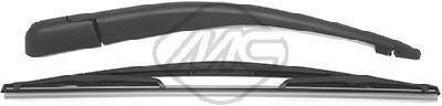 68089 Metalcaucho Щетка стеклоочистетеля С поводком задняя OPEL ASTRA G (F69),ZAFIRA A (T98) (02-05) 410мм ()