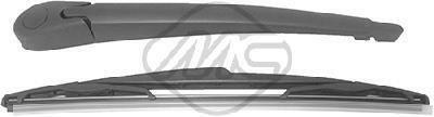 68115 Metalcaucho Щетка стеклоочистетеля С поводком задняя RENAULT LAGUNA II (BG0/1), (KG0/1) (01-07) 350мм ()