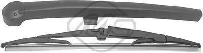 68129 Metalcaucho Щетка стеклоочистетеля С поводком задняя JEEP GRAND CHEROKEE III (WH, WK) (06-09) 350мм ()